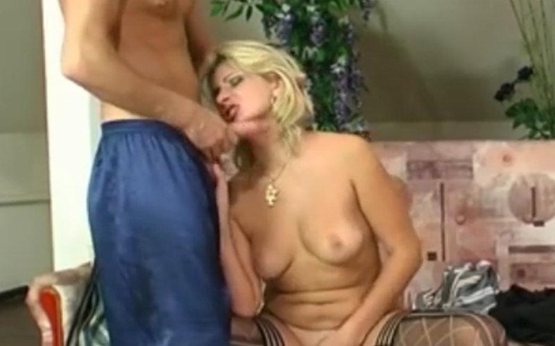 Sexopschool dikke pik in kut