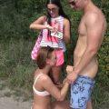 Twee Tsjechische stelletjes ruilen hun vriendinnen